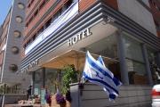 Gilgal 3*** Hotel, завтрак включен.